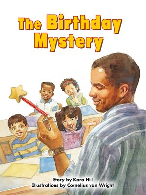 cover image of The Birthday Mystery