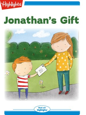 cover image of Jonathan's Gift