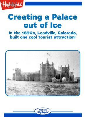 cover image of Creating a Palace out of Ice