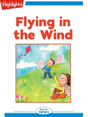 cover image of Flying in the Wind