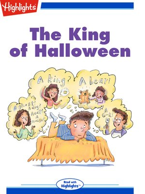 cover image of The King of Halloween