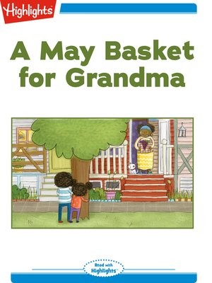 cover image of A May Basket for Grandma