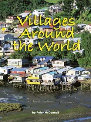 cover image of Villages Around the World