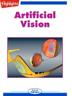 cover image of Artificial Vision
