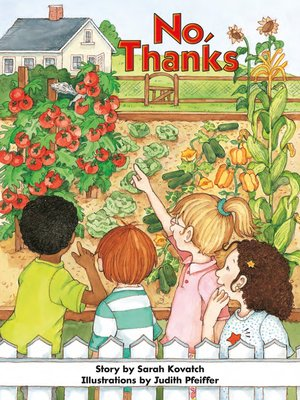 cover image of No, Thanks