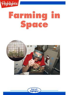 cover image of Farming in Space