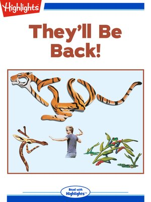 cover image of They'll Be Back