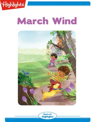cover image of March Wind