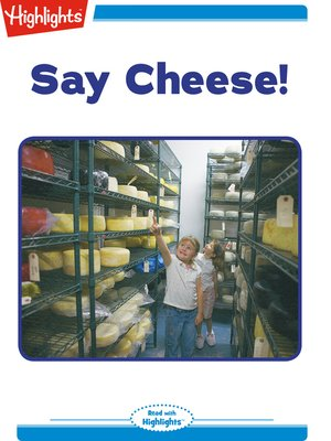 cover image of Say Cheese