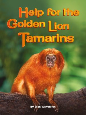 cover image of Help for the Golden Lion Tamarins