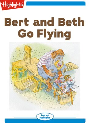 cover image of Bert and Beth Go Flying