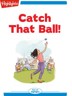 cover image of Catch That Ball