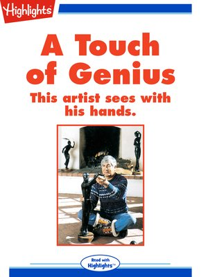 cover image of A Touch of Genius
