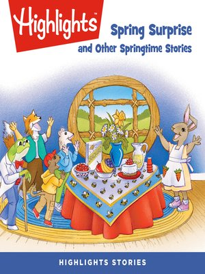 cover image of Spring Surprise and Other Springtime Stories
