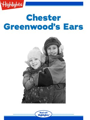 cover image of Chester Greenwood's Ears