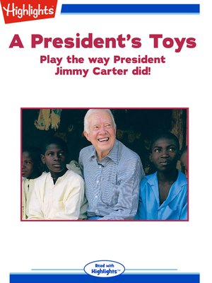 cover image of A President's Toys