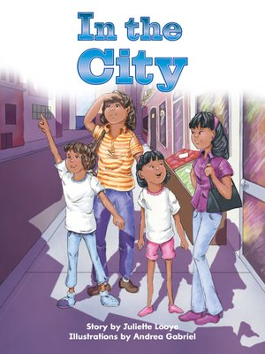 cover image of In the City