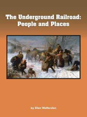 cover image of The Underground Railroad: People and Places