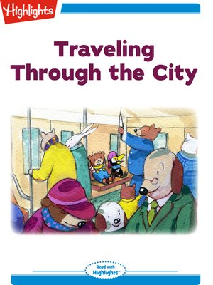 cover image of Traveling Through the City