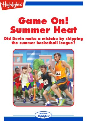 cover image of Game On! Summer Heat