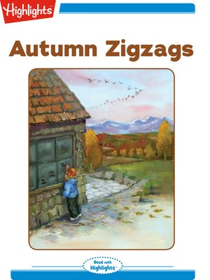 cover image of Autumn Zigzags