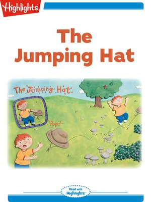 cover image of The Jumping Hat