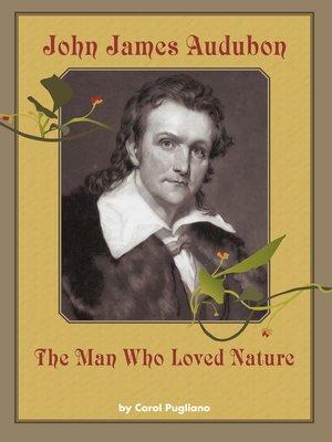 cover image of John James Audubon