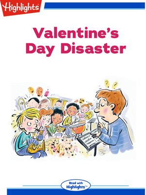 cover image of Valentine's Day Disaster