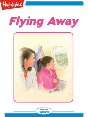 cover image of Flying Away