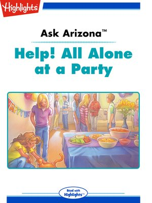 cover image of Help! All Alone at a Party