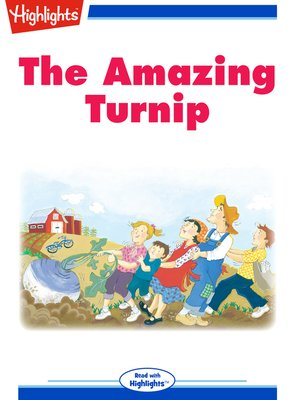 cover image of The Amazing Turnip
