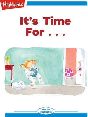 cover image of It's Time For