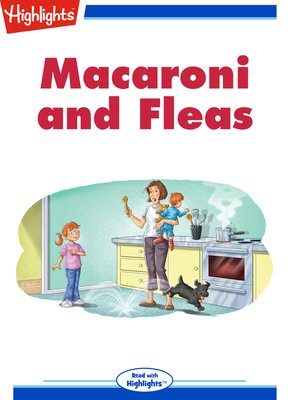 cover image of Macaroni and Fleas