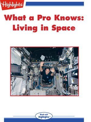 cover image of What a Pro Knows: Living in Space