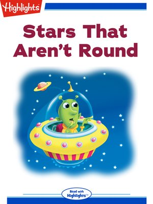 cover image of Stars That Aren't Round