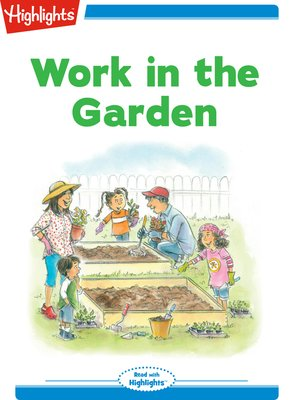 cover image of Work in the Garden