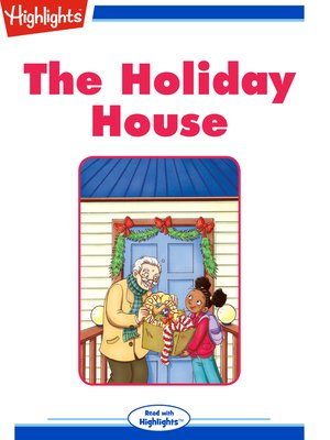 cover image of The Holiday House