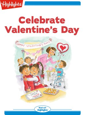cover image of Celebrate Valentine's Day