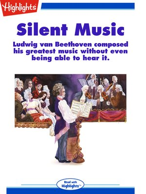 cover image of Silent Music