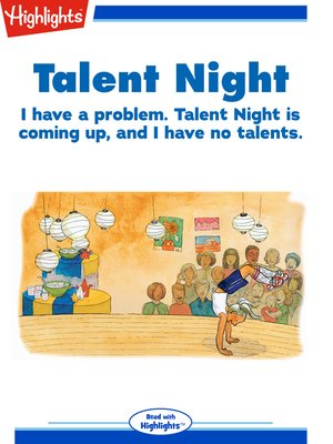 cover image of Talent Night