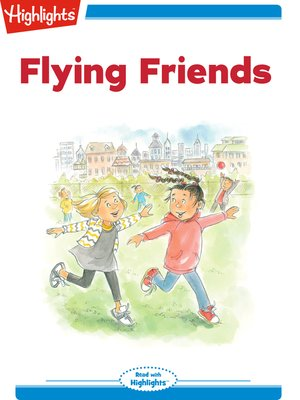 cover image of Flying Friends