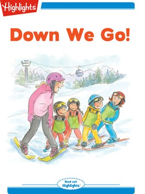 cover image of Down We Go!