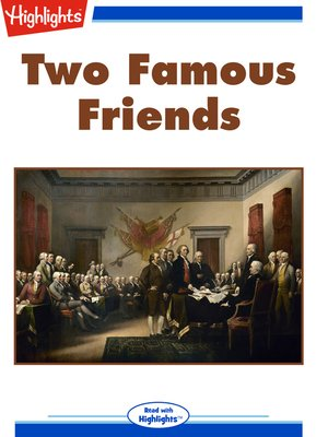 cover image of Two Famous Friends