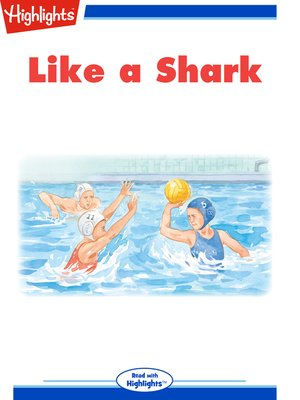 cover image of Like a Shark