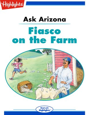 cover image of Ask Arizona: Fiasco on the Farm