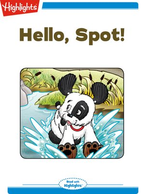 cover image of Hello, Spot!