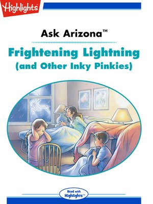 cover image of Ask Arizona: Frightening Lightning (and Other Inky Pinkies)