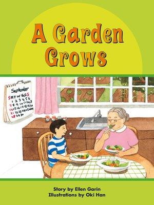 cover image of A Garden Grows