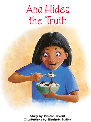 cover image of Ana Hides the Truth
