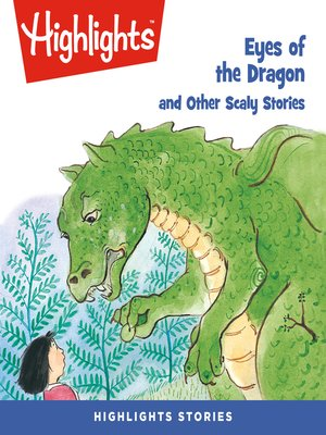 cover image of Eyes of the Dragon and Other Scaly Stories